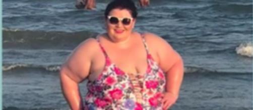 Ancienne obèse elle perd 90 kilos en 18 mois - Photo capture d'écran Youtube vidéo