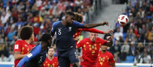 Bélgica e França, são as duas melhores seleções da Europa no ranking da FIFA, onde lideram respectivamente em primeiro e segundo lugar.