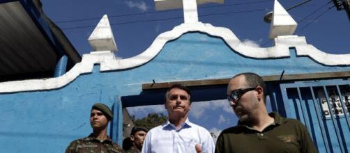 Bolsonaro veta parte de emenda que isenta igrejas de tributos. (Arquivo Blasting News)