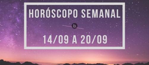 Horóscopo da semana: previsões dos signos entre 14 e 20/09. (Arquivo Blasting News)