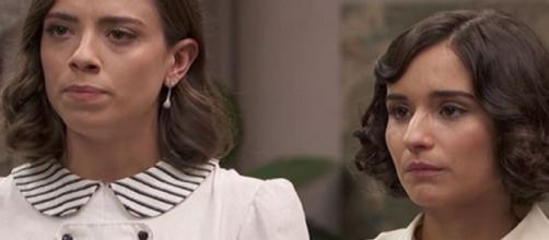 Il segreto, spoiler fino al 26 settembre: Rosa e Marta arrabbiate con il padre Ignacio