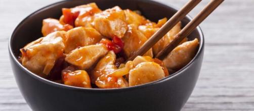 maiale in agrodolce, la ricetta dalla Cina.