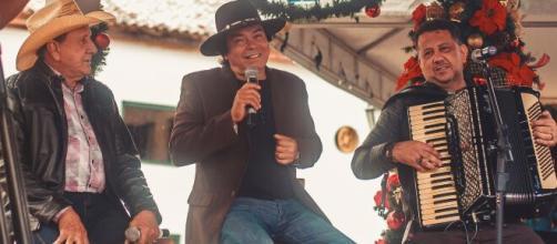 Parrerito, integrante do Trio Parada Dura, faleceu em MG. (Arquivo Blasting News)