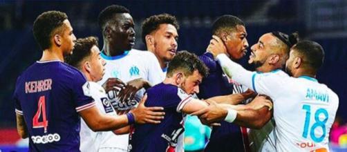 PSG / OM : les meilleurs réactions des réseaux sociaux - Photo capture d'écran compte Instagram Paris No Limit
