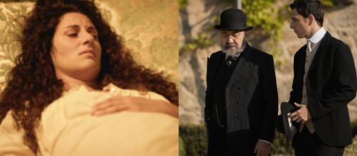 Una vita, spoiler Spagna: Antonito contatta Santiago Ramon y Cajal per curare Lolita.