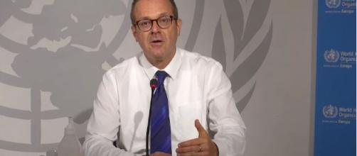 Hans Kluge sul coronavirus: 'Aumento mortalità tra ottobre e novembre' - Facebook