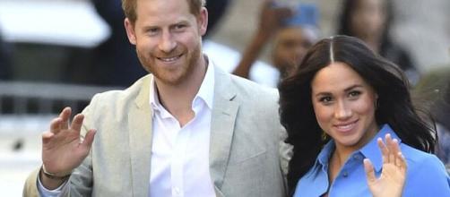 Harry y Meghan producirán programas en Netflix