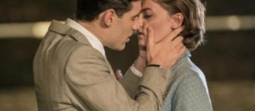 Il paradiso delle signore: Riccardo e Nicoletta potrebbero vivere la loro storia lontano da Milano.