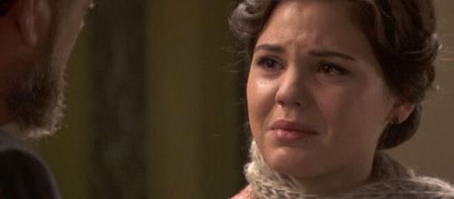 Il Segreto, trame Spagna: Marcela teme di essere incinta di Tomas.