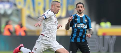 Inter, Nainggolan lontano dal Cagliari.