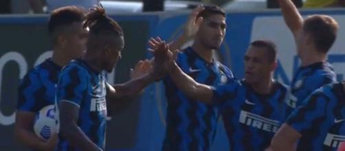 Le pagelle di Inter-Lugano, gara amichevole.