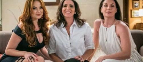 Malu Mader brilhou em 'Haja Coração'. (Reprodução/TV Globo)