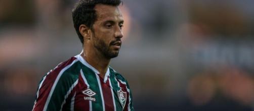 Nenê é o principal artilheiro do Brasil, com 17 gols na temporada 2020. (Arquivo Blasting News)