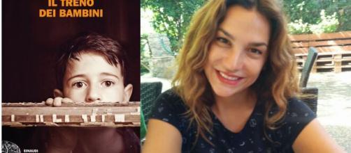 San Vitaliano, la scrittrice Viola Ardone presenta il libro 'Il treno dei bambini'.