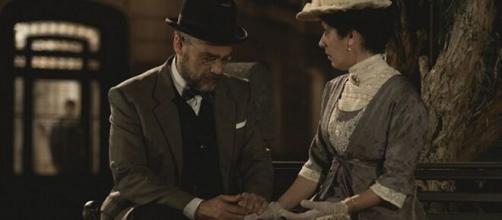 Una Vita, trame sino al 26 settembre: Ignacio si dichiara a Rosina, Lolita incinta
