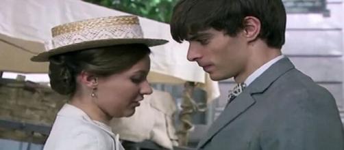 Una vita, trame Spagna: Emilio e Cinta progettano la loro fuga.