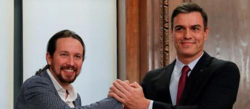 Así es el nuevo Gobierno de Pedro Sánchez junto a Pablo Iglesias
