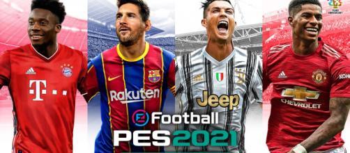 Bayern de Munique, Barcelona, Juventus e Manchester United estão entre os times licenciados no PES 2021. (Arquivo Blasting News)