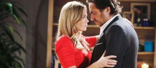 Beautiful, trame Usa: la prima notte di passione tra Ridge e Shauna dovrà rimanere un segreto.