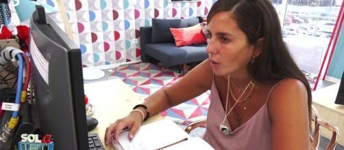 El colaborador está indignado con el comportamiento que está teniendo Anabel Pantoja en el concurso.