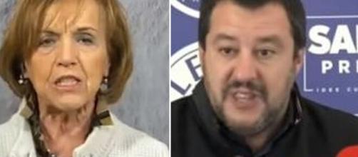 Elsa Fornero sottolinea come le persone la ringrazino per la legge, magari perché parlano con lei e non con Salvini.