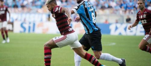 Flamengo e Grêmio viajam para enfrentar Del Valle e Universidad Catolica, respectivamente. (Arquivo Blasting News)