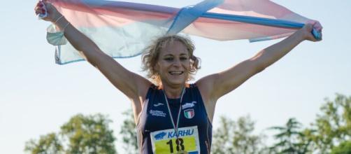 L'atleta italiana Valentina Petrillo. Foto Massimo Bertolini