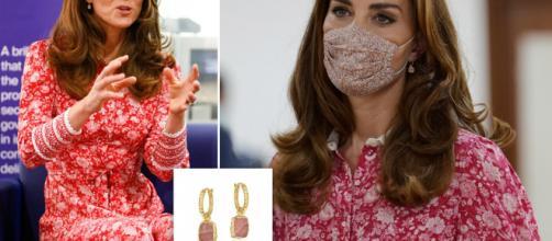 Los aretes de la duquesa de 85 libras son de la marca favorita de Maeghan