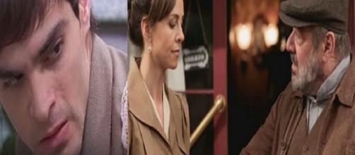 Una vita, spoiler Spagna: Emilio apprende che sua madre Felicia sposerà Ledesma.