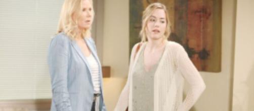 Beautiful, spoiler 18 settembre: Brooke vuole che Hope chieda l'annullamento delle nozze.
