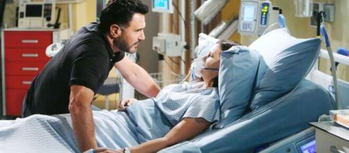 Beautiful, trame Usa: Katie apprende che necessita di un nuovo trapianto per sopravvivere.