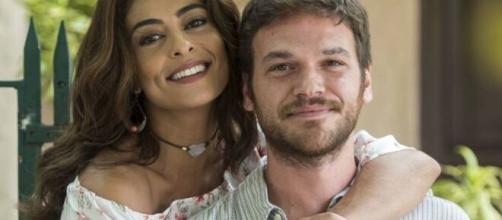"""Bibi e Rubinho em """"A Força do Querer"""". (Divulgação/TV Globo)"""