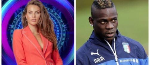 GF Vip: Mario Balotelli respinge le attenzioni amorose di Dayane su IG, poi cancella tutto.