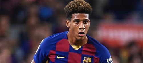 Jean-Clair Todibo, difensore del Barcellona, piace al Milan.