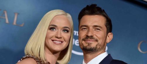 Katy Perry y Orlando Bloom tuvieron que retrasar su boda por la pandemia