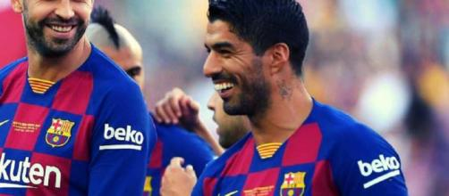 L'Inter potrebbe pensare a Suarez se diventasse cittadino comunitario.