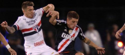 São Paulo e River Plate será o duelo entre brasileiros e argentinos pelo Grupo D da Libertadores 2020