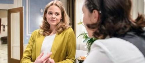 Tempesta d'amore, anticipazioni tedesche: Lucy vuole denunciare Rosalie.