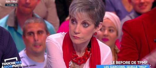 VIDEO Malaise dans TPMP : Isabelle Morini Bosc révèle qu'elle est ... - voici.fr