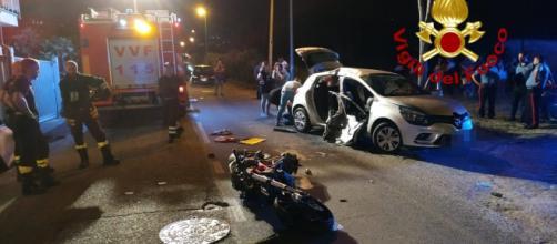 Cosenza, incidente stradale mortale: perde la vita un 28enne.