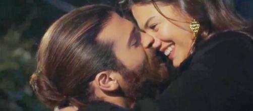 DayDreamer, spoiler Turchia: Can fa pace con la sorella di Leyla con un bacio appassionato.