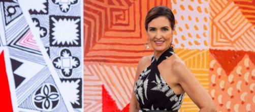 Fátima Bernardes faz 58 anos. (Reprodução/TV Globo)
