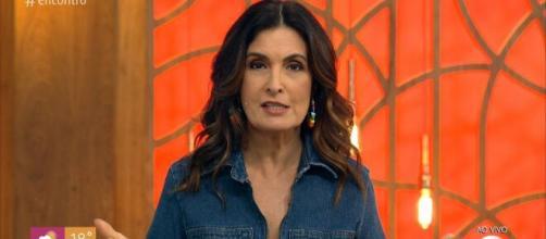 Fátima Bernardes já fez participações em novelas. (Reprodução/TV Globo)