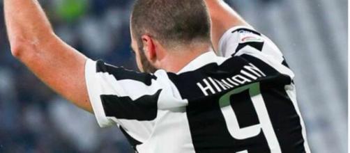 Gonzalo Higuain quitte la Juventus qui le cherche un remplaçant - photo capture d'écran Instagram Juventus