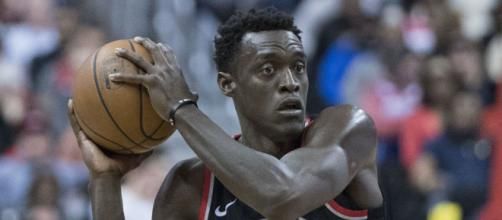 Pascal Siakam of the Toronto Raptors. [image source: Keith Allison-Wikimedia Commons]
