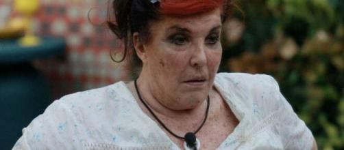 Patrizia De Blanck contro Ilary Blasi: 'Il Grande Fratello Vip con lei neanche morta'.