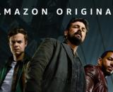 Arte da série 'The Boys' da Amazon Prime Video. (Reprodução/Amazon)