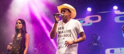 Frank Aguiar faz sucesso com a música 'Morango do Nordeste'. (Reprodução/YouTube)