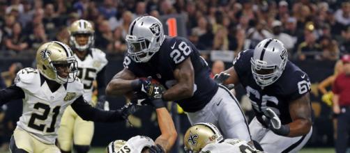 Raiders e Saints encerram a segunda rodada de jogos pela NFL nesta segunda. (Arquivo Blasting News)