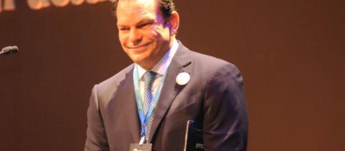 O presidente do BTG, Roberto Sallouti. (Arquivo Blasting News)